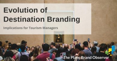 The Evolution of Destination Branding: Implications for Tourism Managers