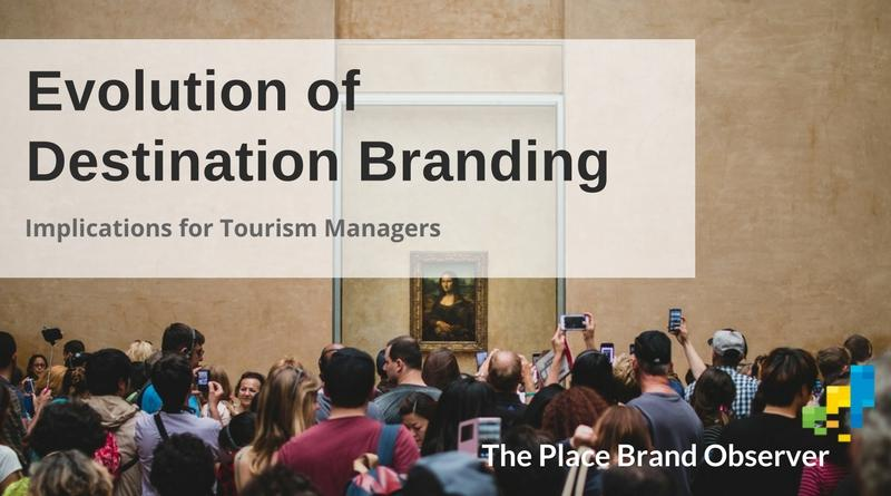 Evolution of destination branding - implications for tourism managers