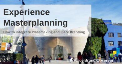 Experience masterplanning