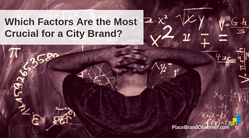 City brands - which factors are the most crucial?