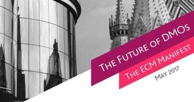 Future of city destination marketing organizations - manifest