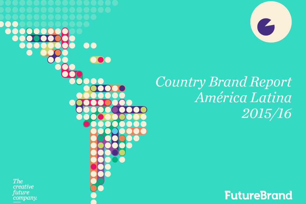 FutureBrand Country Brand Ranking Latin America 2015