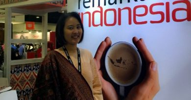 Gadis Ranty on coffee and public diplomacy