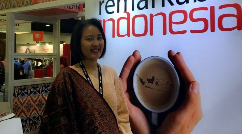 Gadis Ranty on coffee and public diplomacy