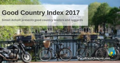 Good Country Index 2017 findings: Simon Anholt discusses good country leaders and laggards