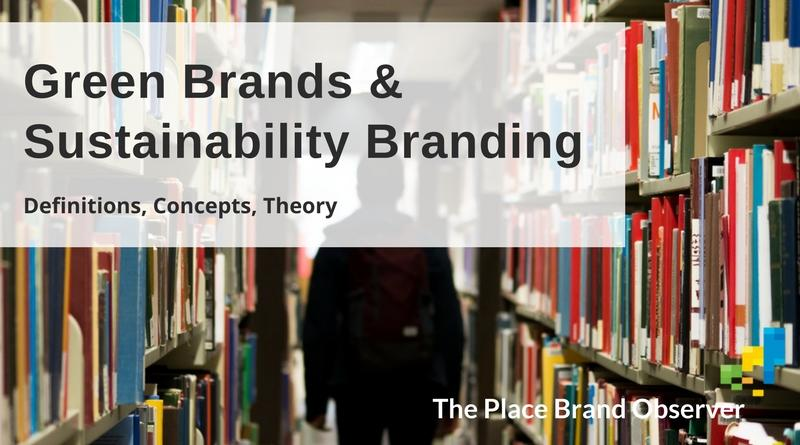 Green brands and sustainability branding explained: definition, concepts, theory