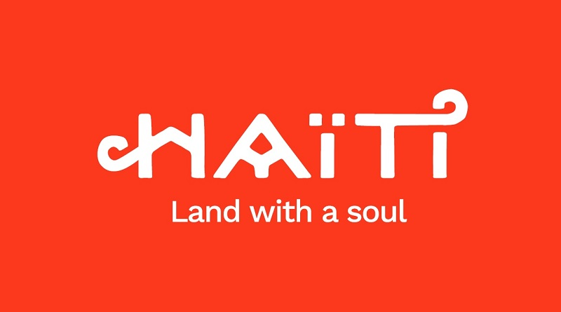 Haiti - land with a soul - country brand logo