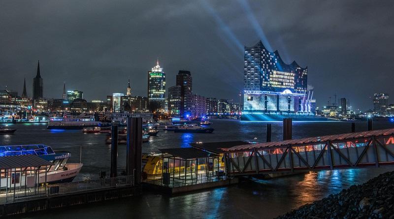 Hamburg city marketing branding example
