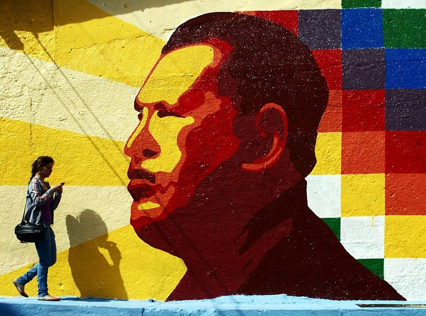 How Presidents influence Country Brands - Example Hugo Chavez
