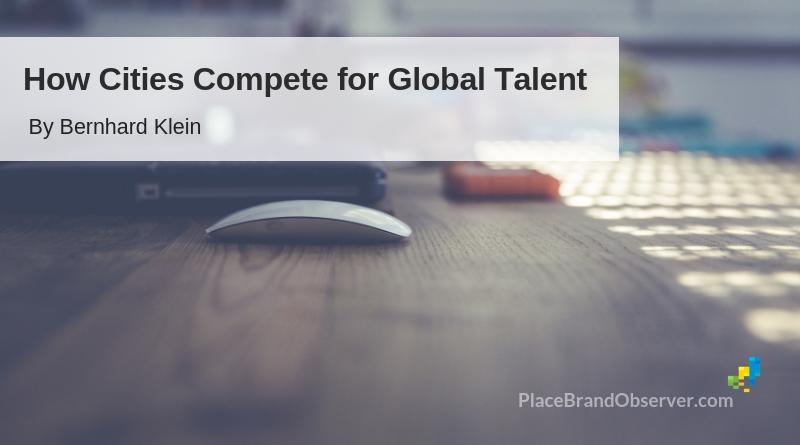 New Working Environments: How Cities Compete for Mobile Talent