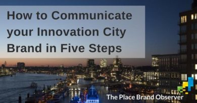 How to communicate your innovation city brand in five steps