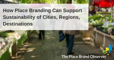 How Place Branding Can Support the Sustainable Development of Cities, Regions and Destinations