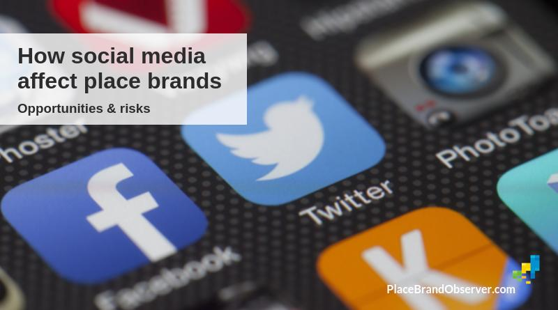 How social media affect place brands - opportunities and risks