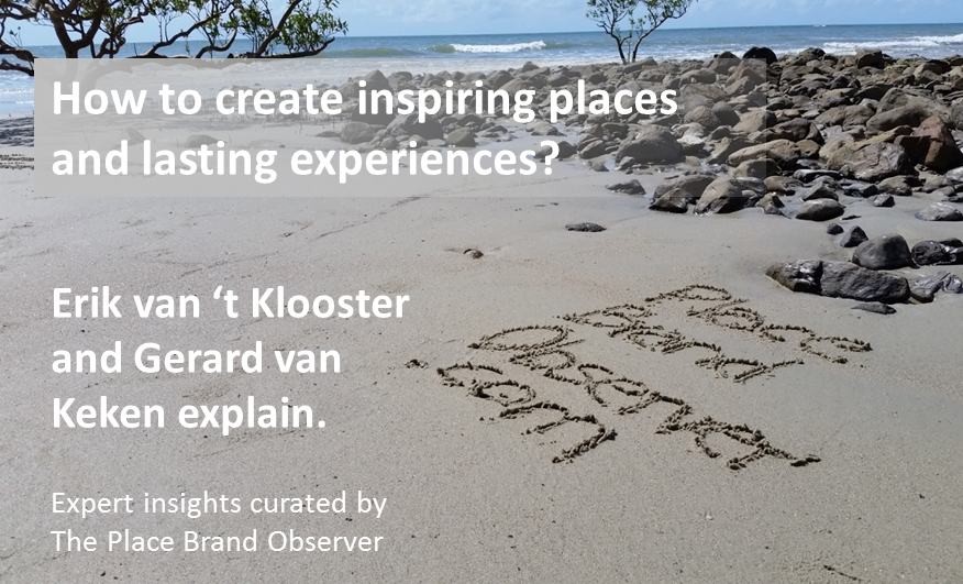 How to create inspiring places and lasting experiences