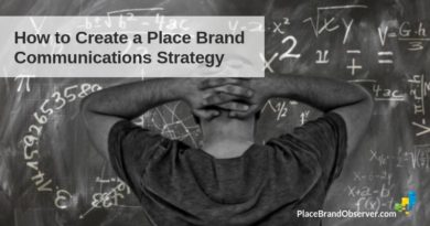 How to create place brand communications strategy