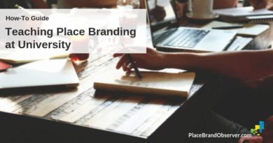 How to teach place branding at university