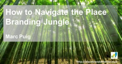 How to navigate place branding jungle - Marc Puig