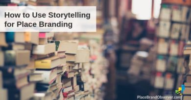How to use storytelling for place branding
