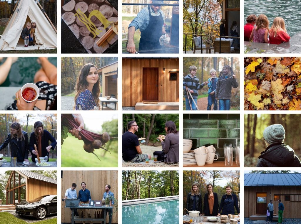 Hudson Woods branding lugar urbanización 5