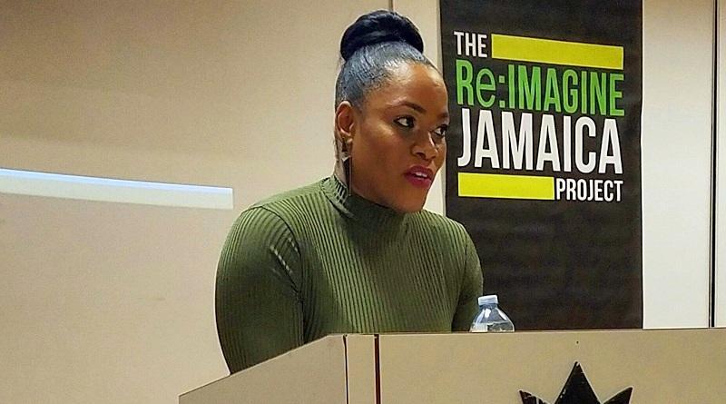 Hume Johnson on Brand Jamaica