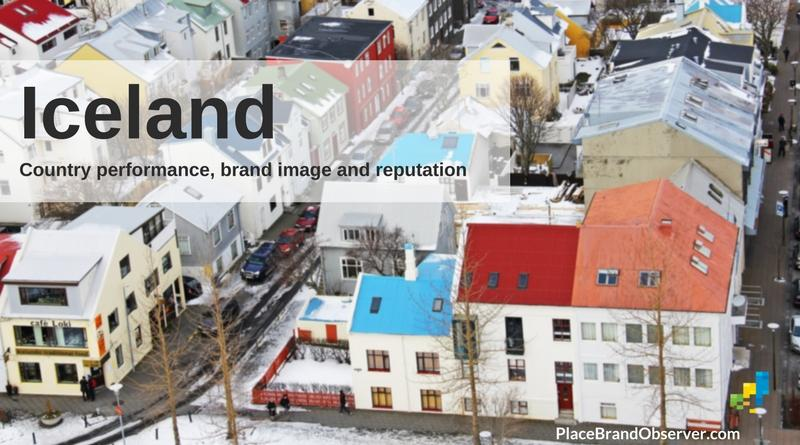 Iceland country performance, brand image and reputation