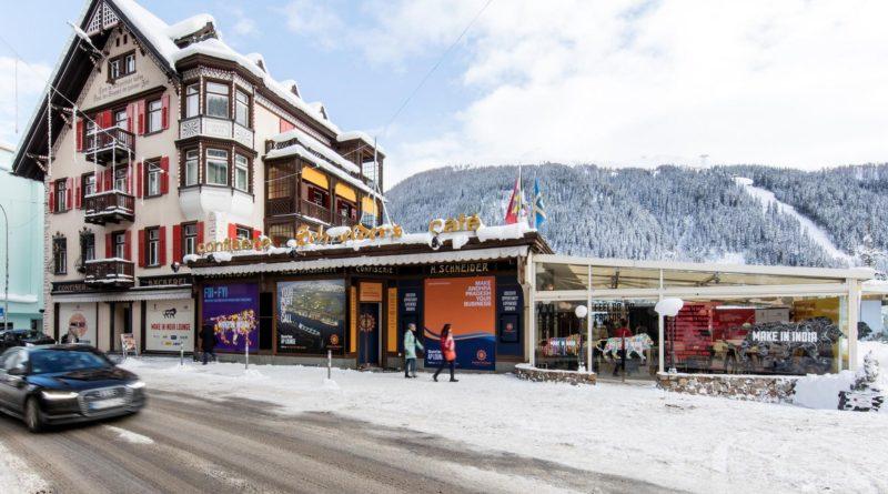 India Lounge Davos World Economic Forum 2016