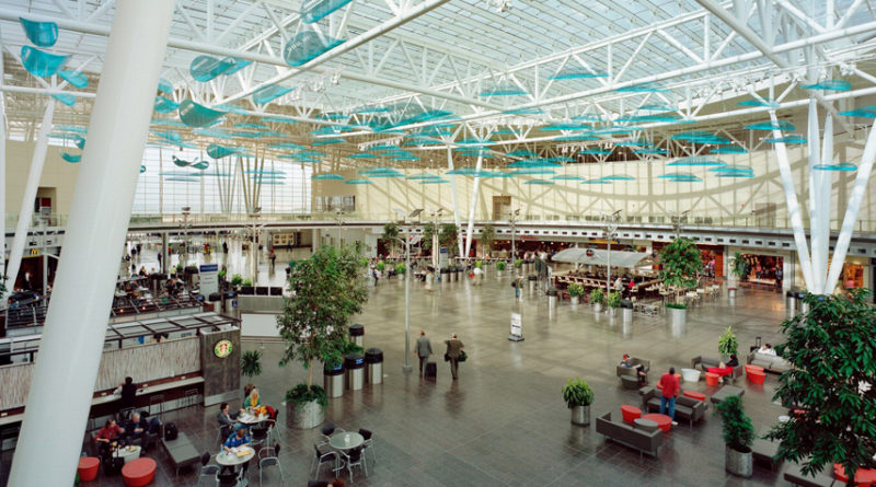 Indianapolis International Aiport sense of place