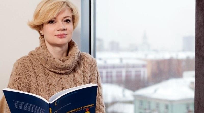 Irina Shafranskaya on city branding in Russia