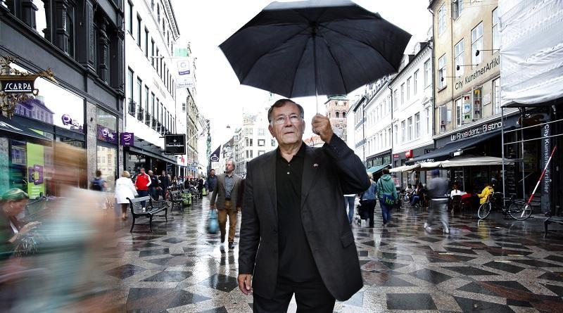 Urban design guru Jan Gehl in Copenhagen