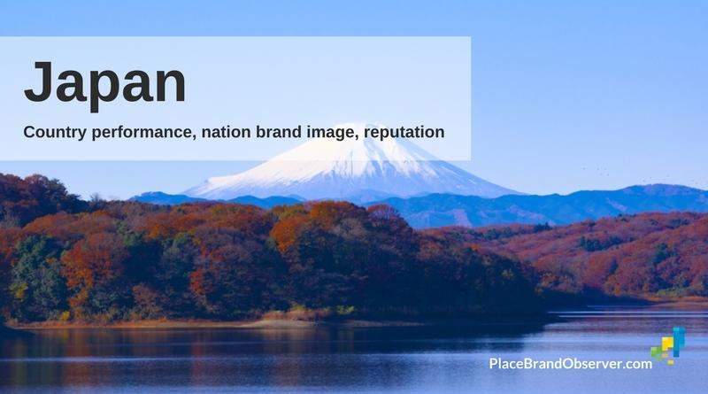 Japan country performance, nation brand image, reputation