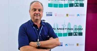 Jordi Xifra entrevista