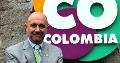 Jose Pablo Arango Calle, Country Brand Colombia
