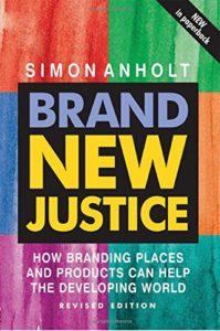 Libro Brand New Justice de Simon Anholt
