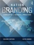 Libro Branding de Naciones 2nda edicion por Keith Dinnie