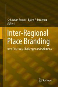 Libro sobre inter-regional place branding
