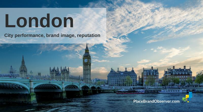 London city performance, brand image and reputation