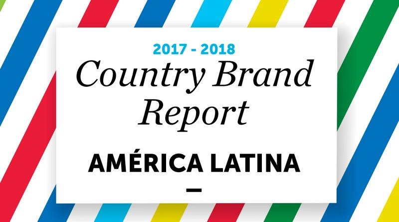 Ranking Marcas País América Latina 2017