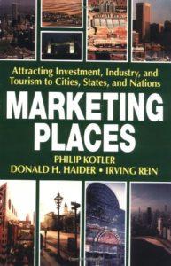 Marketing Places libro