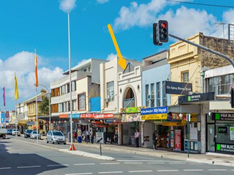 Marrickville Town Centre