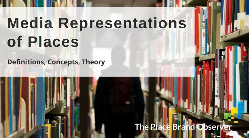Media representations of places: concepts, theory