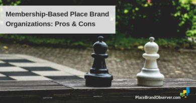 Pros and cons of membership-based place brand organizations