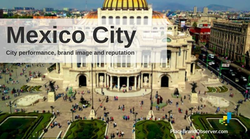 Mexico city brand image and reputation