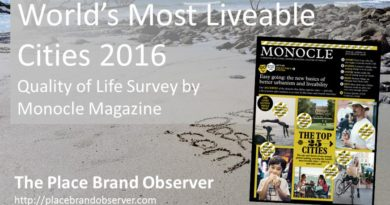 Monocle quality of life city ranking 2016