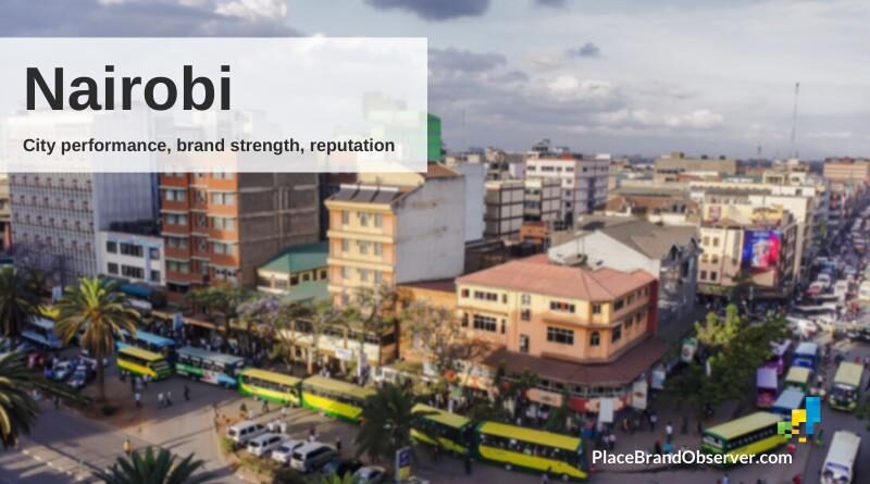Nairobi city performance, brand strength and reputation