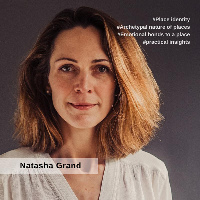 Book Natasha Grand as speaker
