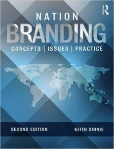 Nation Branding -book by Keith Dinnie 2nd edition