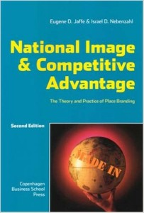National image and competitive advantage book by Jaffe and Nebenzahl