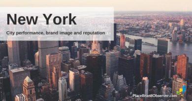 New York city performance, brand image and reputation