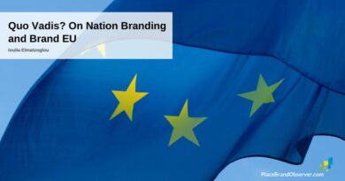 Quo Vadis? Ioulia Elmatzoglou on Nation Branding and Brand EU