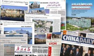 Mentions of ONLYLYON in the international press